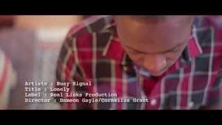 Busy Signal - Lonely (Official 2014)