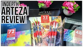 🎨 Honest and In-depth Arteza Art Supplies Review 🎨