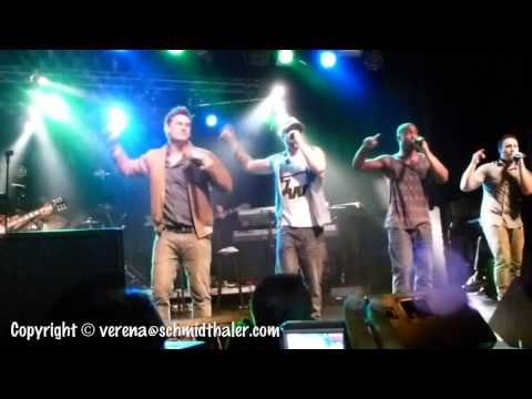 Blue - One Love (berlin 2013 - Part 20) Hd video