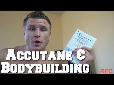 Accutane & Bodybuilding/Dieting Week 1