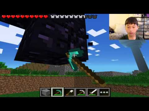 Minecraft PE Survival: Ep. 29 Sugar Cane Farm