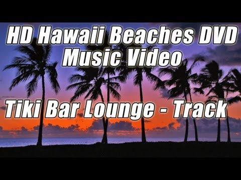 TROPICAL MUSIC #1 Instrumental LUAU Tiki Bar Lounge Relaxing HAWAIIAN Beach Party Hula Island songs