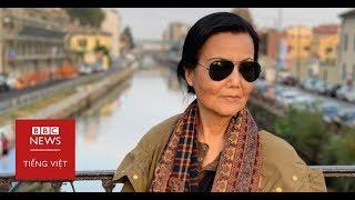 Diễn viên Kiều Chinh và cuộc đời nhiều biến động - BBC News Tiếng Việt