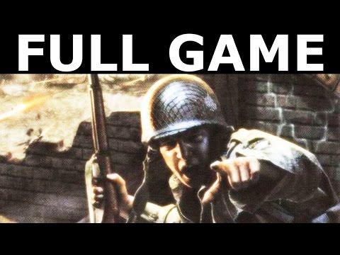 Call of Duty 2 скачать торрент игру на PC