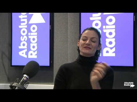 Michelle Gomez talks females in Dr Who