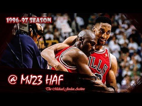 Michael Jordan The Flu Game Highlights 1997 Finals G5 vs Jazz - 38pts! (HD 720p 60fps)