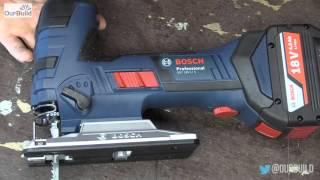 Tool Review- Bosch 18V Jigsaw