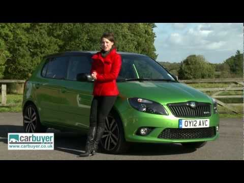 Skoda Fabia vRS hatchback review - CarBuyer