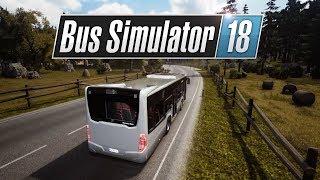 Bus Simulator 18: Release Trailer (EN)