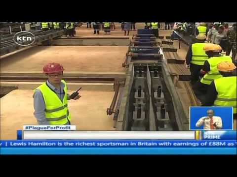 CRBC to buy 5000 tons of steel from local companies