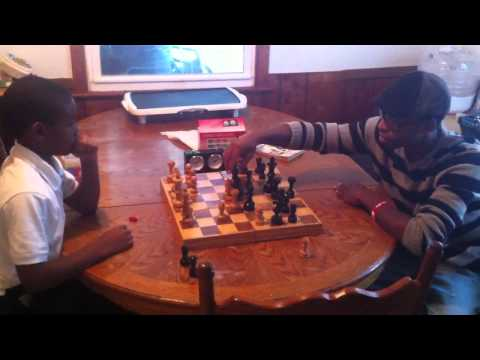 Stan berry playing chess