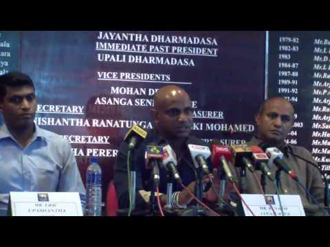 Sri Lanka announces ICC World Cup 2015 Squad