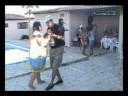 dançando e ensinando