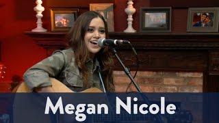 Megan Nicole - Mascara (Acoustic) | KiddNation