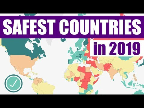 The Safest Countries in the World
