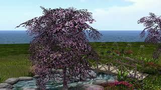 Rainbow Bridge by Two Moon Gardens Second Life
