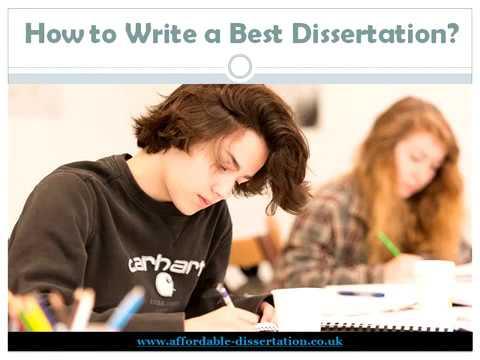 Write my uk best dissertation