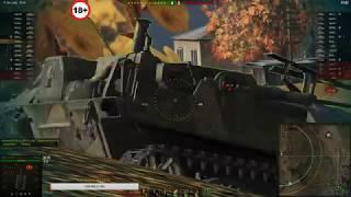 """World of Tanks 9.20.1. Запись №47 Выполнение задачи """"Танковая мощь СССР"""" 3/3."""