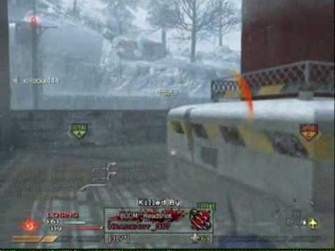 Call of Duty Modern Warfare 2: Domination 4 (Scar H Scilenced) Tactical Nuke 2 Video