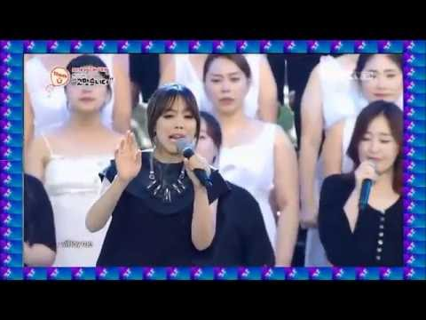 [HD] SoHyang - Bridge over troubled water (MBC Thank You Festival, 2016)
