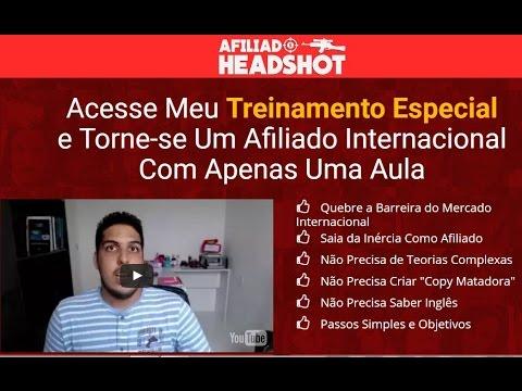 Como Afiliado No Brasil Trabalhar em casa E Receber em Dólar