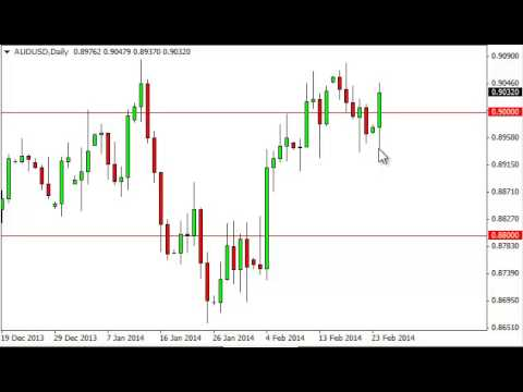 AUD/USD Technical Analysis for February 25, 2014 by FXEmpire.com