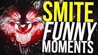 FULL LIFESTEAL FENRIR BUILD! (Smite Funny Moments)