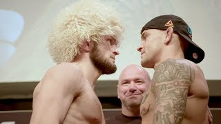 UFC 242: Weigh-in Recap