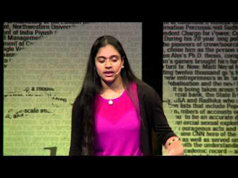 Think before you post | Trisha Prabhu | TEDxGateway