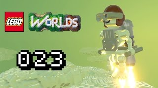 DAS JETPACK !! - Let's Play Lego Worlds Gameplay #023 [Deutsch] [60FPS]