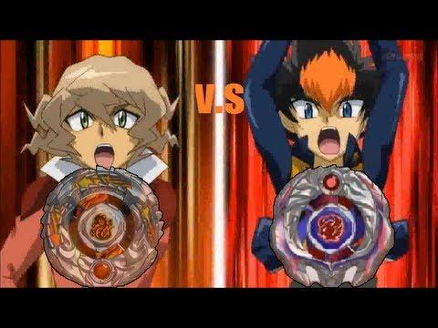 Beyblade Shogun Steel: Ninja Salamander vs Samurai Ifrit! (AMVBB) MUST SEE! + Reallife Special Move!