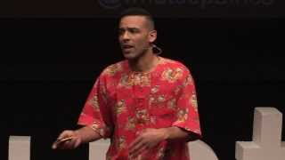 My wakeup call: Ikenna Azuike at TEDxEuston