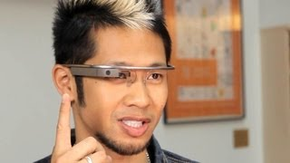 CNETs Hooked Up - A quick breakdown of Google Glass