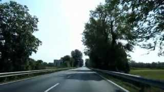 Driving from Italy to Slovenia