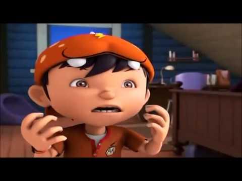 BoBoiBoy Season 2 : BoBoiBoy Scolding Ochobot (Malay)