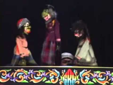 Wayang Golek - Bobodoran video