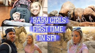 CALIFORNIA ACADEMY OF SCIENCE VLOG! | PART 1 | DAY IN OUR WEEKEND LIFE