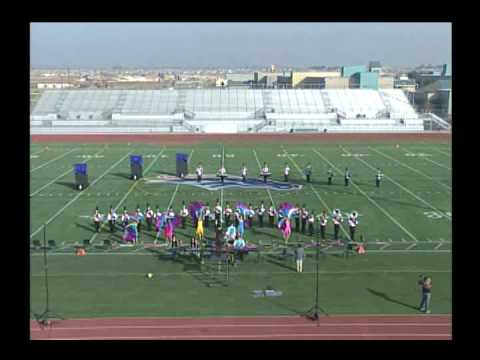 Fallbrook High School 2009 Marching Band MBOS Finals