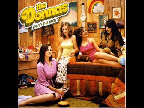 Donnas - Take Me To The Backseat