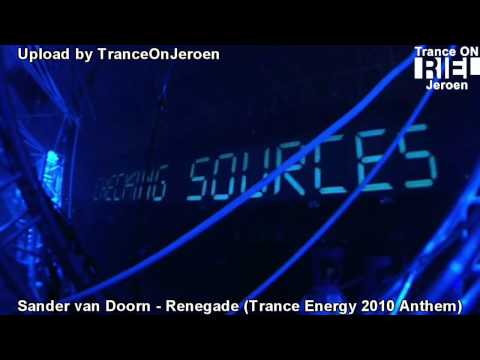 Sander van Doorn - Renegade (Club Edit)