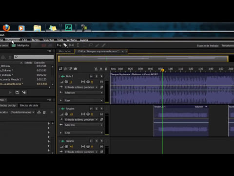 Reyden - Masterizacion en Adobe Audition CS6 (Casi Profesional)