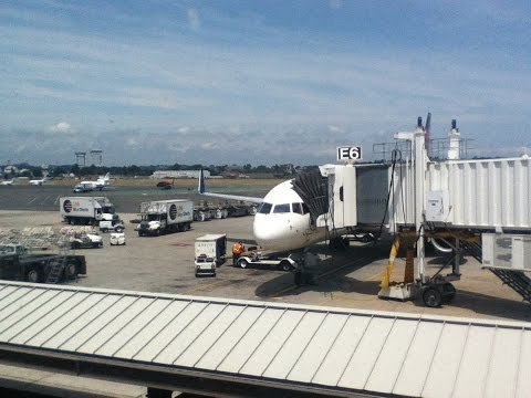 Delta Airlines 757 Flight CDG-BOS