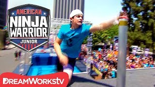 Full Clip American Ninja Warrior Junior The Fastest Race Ever