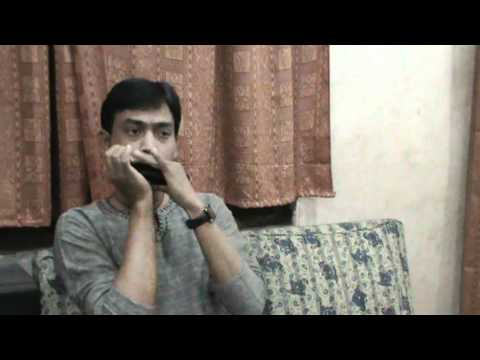 Yeh Lal Rang (Harmonica by - Ujjal Dutta).mp4