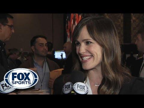 Jennifer Garner talks Ben Affleck/Tom Brady love affair and 'Draft Day'