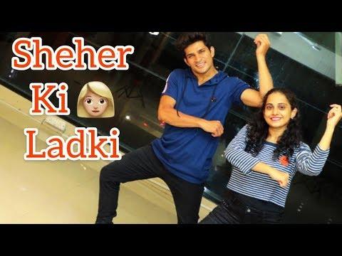 Download Lagu  Sheher Ki Ladki   Khandaani Shafakhana   Badshah SunilShetty Raveenatandon   Ladki Sheher ki Mp3 Free