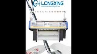 LONG XING FLAT MACHINE