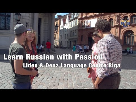 Liden & Denz Language Centre Riga - Learn Russian in Riga
