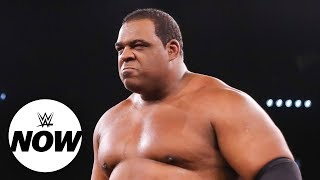 Keith Lee listed on NXT's injury report: WWE Now, Oct. 17, 2019