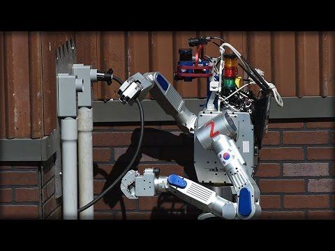 SECURITY ROBOT GUARDS TO REINFORCE 2018 S.KOREA WINTER GAMES